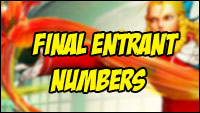 CEO 2016 final registration numbers image #1