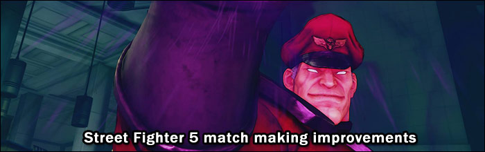 Street fighter match making