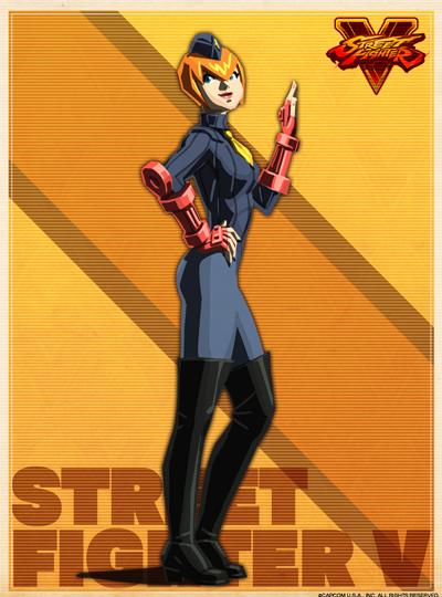 Street Fighter 5 Juni