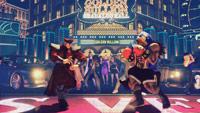 Balrog, Urien, Juri in Street Fighter 5 image #9