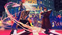 Balrog, Urien, Juri in Street Fighter 5 image #11