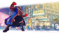 More Balrog Street Fighter 5 images and artwork image #1