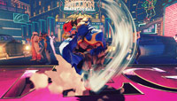 More Balrog Street Fighter 5 images and artwork image #3