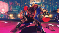 More Balrog Street Fighter 5 images and artwork image #4