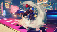More Balrog Street Fighter 5 images and artwork image #5