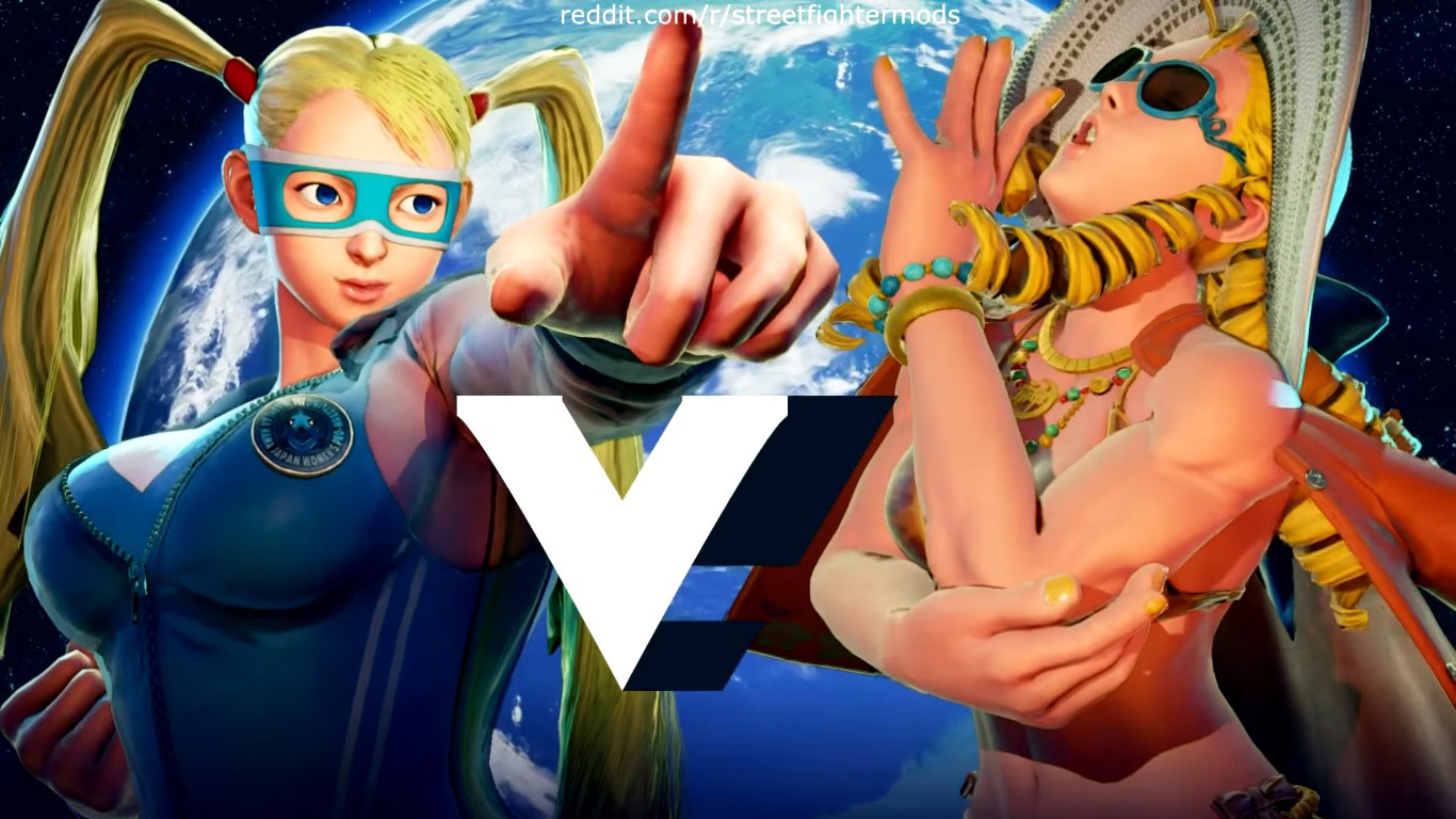 Summer costumes for Karin, Mika, Chun-Li, Laura, and Karin 4 out of 12 image gallery