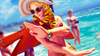 Summer costumes for Karin, Mika, Chun-Li, Laura, and Karin image #6