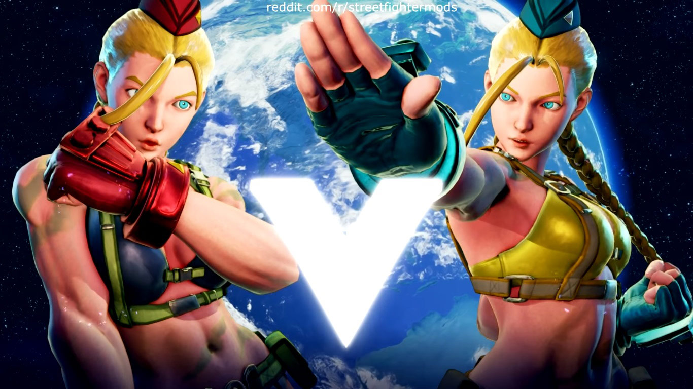 Summer costumes for Karin, Mika, Chun-Li, Laura, and Karin 8 out of 12 image gallery