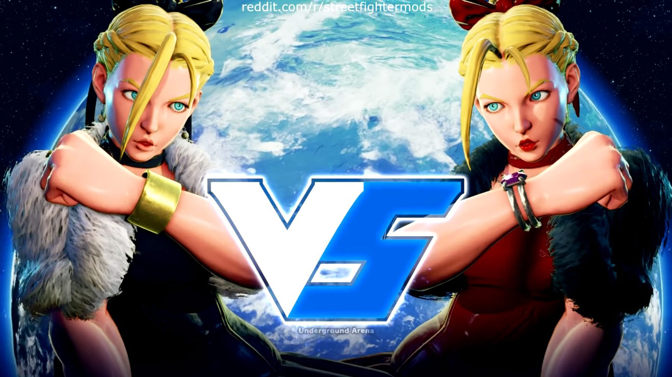 Summer costumes for Karin, Mika, Chun-Li, Laura, and Karin 10 out of 12 image gallery