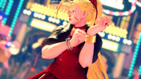 Summer costumes for Karin, Mika, Chun-Li, Laura, and Karin image #11