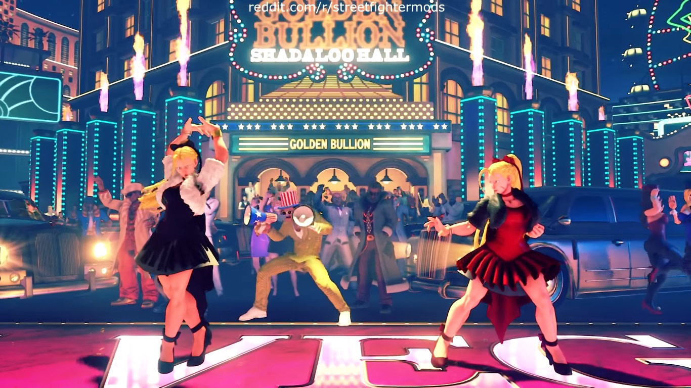 Summer costumes for Karin, Mika, Chun-Li, Laura, and Karin 12 out of 12 image gallery