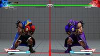 Balrog and Ibuki Street Fighter 5 costume colors image #1