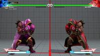 Balrog and Ibuki Street Fighter 5 costume colors image #2