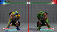 Balrog and Ibuki Street Fighter 5 costume colors image #3