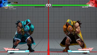 Balrog and Ibuki Street Fighter 5 costume colors image #4