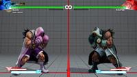 Balrog and Ibuki Street Fighter 5 costume colors image #5