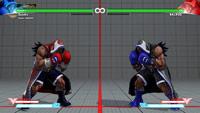 Balrog and Ibuki Street Fighter 5 costume colors image #6