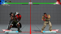 Balrog and Ibuki Street Fighter 5 costume colors image #7
