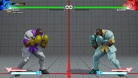 Balrog and Ibuki Street Fighter 5 costume colors image #8