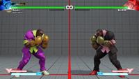 Balrog and Ibuki Street Fighter 5 costume colors image #11