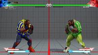 Balrog and Ibuki Street Fighter 5 costume colors image #14