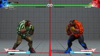Balrog and Ibuki Street Fighter 5 costume colors image #17