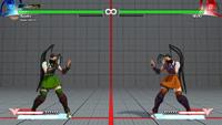 Balrog and Ibuki Street Fighter 5 costume colors image #19