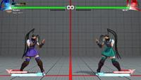 Balrog and Ibuki Street Fighter 5 costume colors image #20