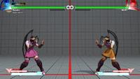 Balrog and Ibuki Street Fighter 5 costume colors image #21