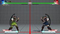 Balrog and Ibuki Street Fighter 5 costume colors image #22