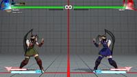 Balrog and Ibuki Street Fighter 5 costume colors image #23