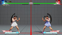 Balrog and Ibuki Street Fighter 5 costume colors image #25