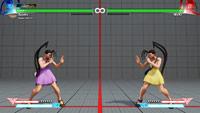 Balrog and Ibuki Street Fighter 5 costume colors image #27