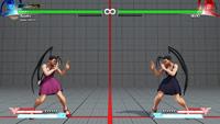 Balrog and Ibuki Street Fighter 5 costume colors image #29