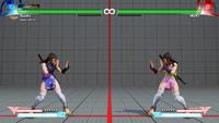 Balrog and Ibuki Street Fighter 5 costume colors image #30