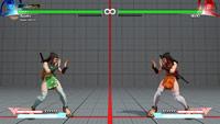 Balrog and Ibuki Street Fighter 5 costume colors image #31
