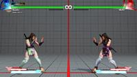 Balrog and Ibuki Street Fighter 5 costume colors image #34