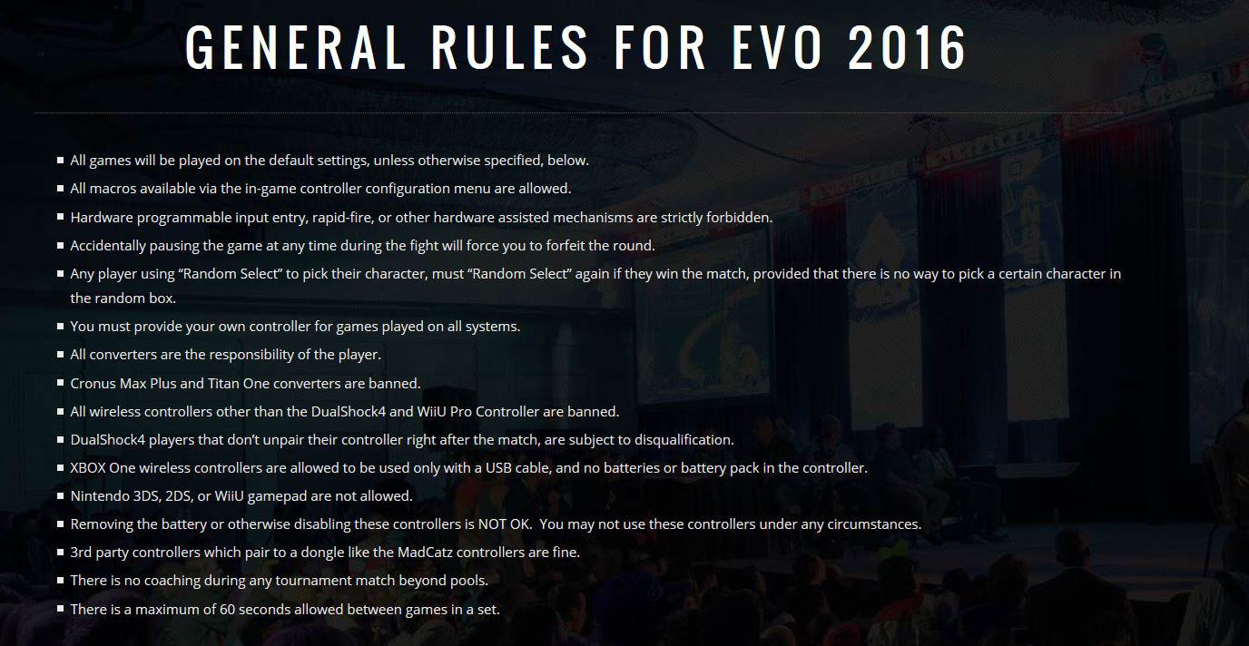 EVO Rulez 1 out of 2 image gallery