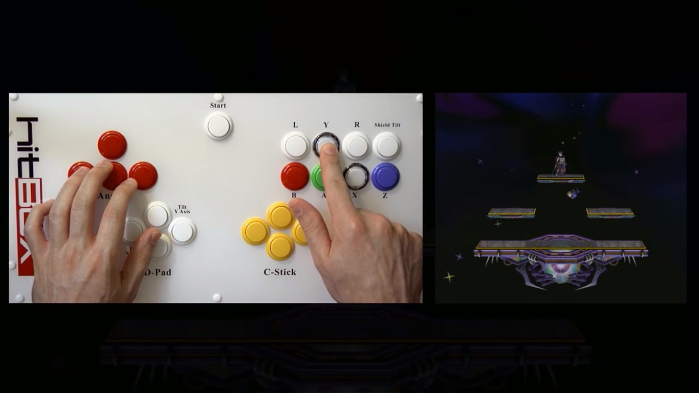 Hitbox's Smash-Box 5 out of 6 image gallery