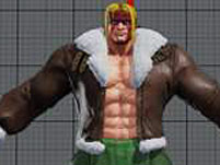 """Nostalgia"" Street Fighter 5 costumes image #7"