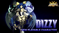 Dizzy in Guilty Gear Xrd Revelator image #6