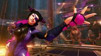 New Juri screenshots Street Fighter 5 image #5