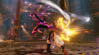 New Juri screenshots Street Fighter 5 image #7