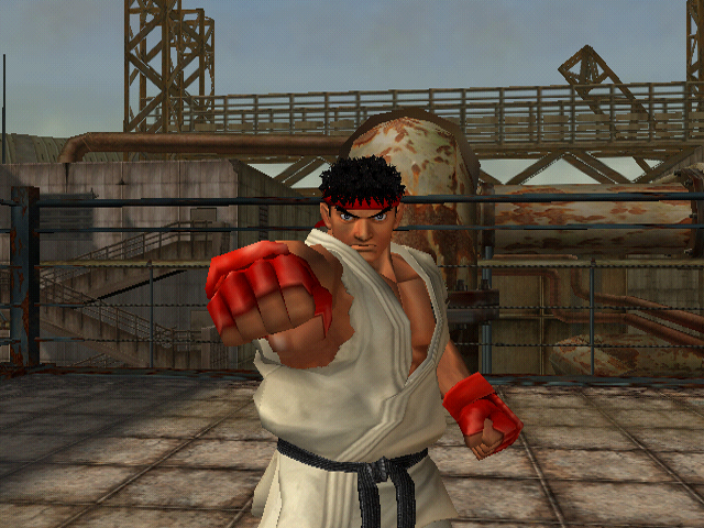Capcom Fighting All-Stars Gameplay Screenshots 1 out of 5 image gallery