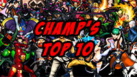 Champ's Top Marvel Players image #2