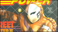 Nintendo Power SF2 guide image #1