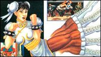 Nintendo Power SF2 guide image #4