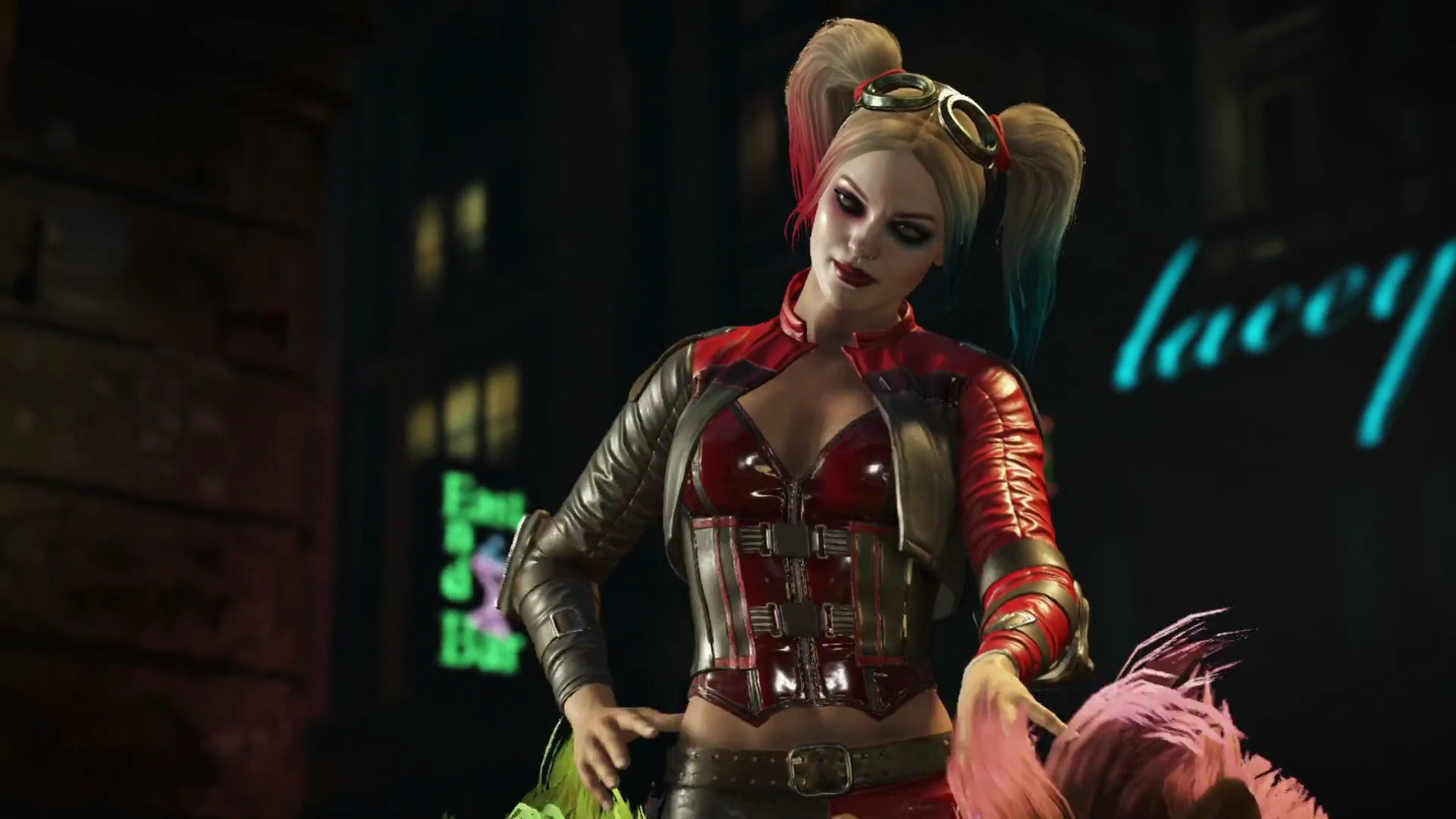 Injustice 2 Harley Quinn And Deadshot Reveal Gallery 1 Out Of 6