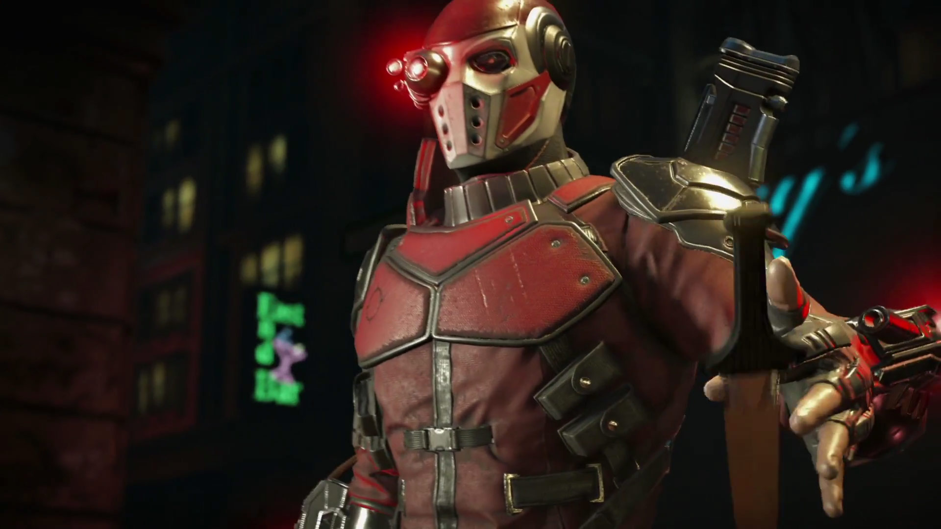 Injustice 2 Harley Quinn And Deadshot Reveal Gallery 4 Out Of 6 Image