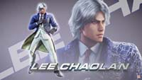 Lee Chaolan Tekken 7: Fated Retribution Reveal Screenshots image #2